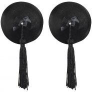 Bijoux Burlesque Pasties Brystsmykker i Lær