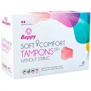 Beppy Dry Comfort Tamponger 8 stk.