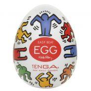 TENGA Egg Keith Haring Dance Onani Håndjobb til Menn