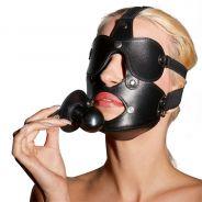 ZADO Maske med Gag