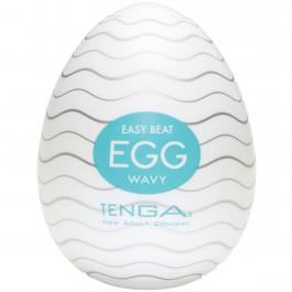 TENGA Egg Wavy Håndjobb for Menn