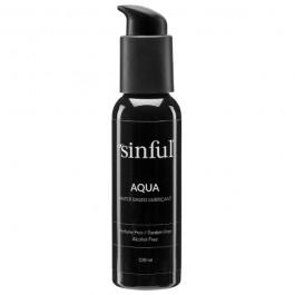 Sinful Aqua Vannbasert Glidemiddel