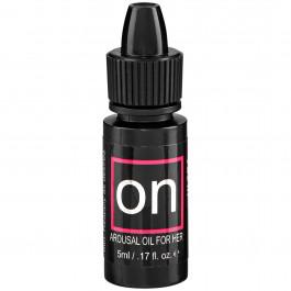 Sensuva On Ultra Klitoris Stimulerende Olje