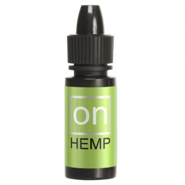 Sensuva On Hemp Klitorisgel 5 ml