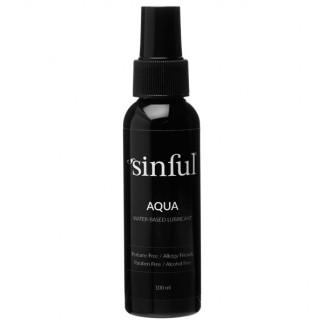 Sinful Aqua Vandbaseret Glidecreme