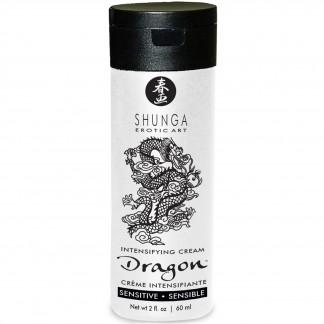 Shunga Dragon Sensitive Stimulerende Krem 60 ml