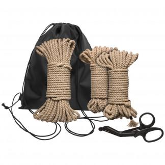 Kink Bind & Tie Initiation Bondagesett 33m