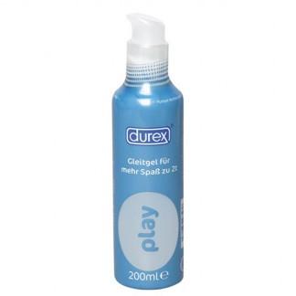 Durex Play Vannbasert Glidemiddel 200 ml