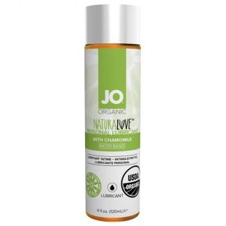 System JO Organic Økologisk Glidemiddel 120 ml - TESTVINNER