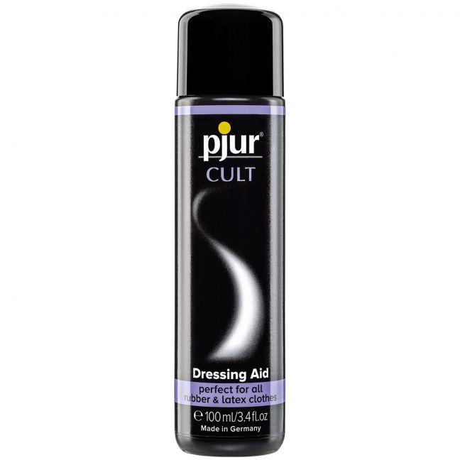 Pjur Cult Latex Dressing Aid og Conditioner 100 ml