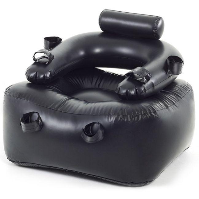 Fetish Fantasy Oppblåsbar Bondage-stol