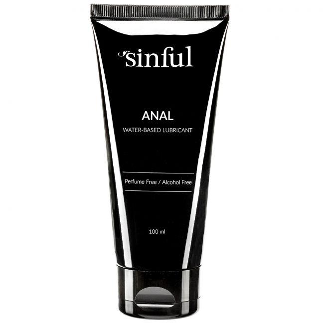 Sinful Anal Glidemiddel 100 ml