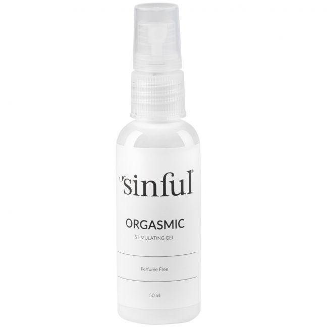 Sinful Orgasmic Stimulerende Gel 50 ml