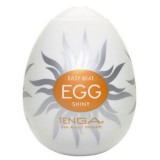 TENGA Egg Shiny Onani Håndjobb for Menn
