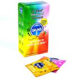 Skins Kondomer med Forskjellige Smaker 12 stk