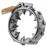 Master Series Impaler Locking CBT Balls Ring