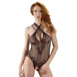 Mandy Mystery Seamless Bunnløs Bodystocking