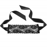 Sinful Deluxe Blonde Blindfold
