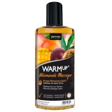 Joydivision WARMup Varmende Massasjeolje med Smak 150 ml
