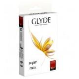 Glyde Supermax Veganske Kondomer 10 stk