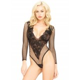 Leg Avenue Floral Blonde Teddy