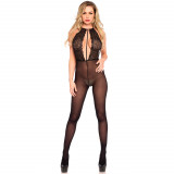 Leg Avenue Blonde Halterneck Bodystocking