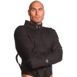 Strict Leather Straitjacket Spennetrøye