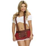 Dreamgirl Heidi-kostyme