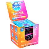 Skins Forskjellige Kondomer 16 stk