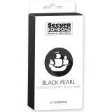 Secura Black Pearl Kondomer 12 stk