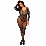 Leg Avenue Blonde Catsuit Plus Size