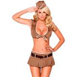 Obsessive Sexy Soldatkostyme