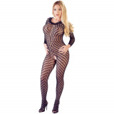 Mandy Mystery Catsuit med Blonder