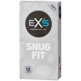 EXS Snug Fit Kondomer 12 stk