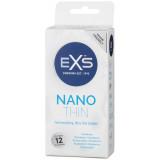 EXS Nano Thin Kondomer 12 stk