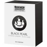 Secura Black Pearl Kondomer 100 stk