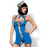 Obsessive Air Hostess Flyvertinne Uniform