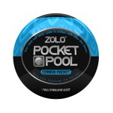 Zolo Pocket Pool Corner Pocket Onani Håndjobb