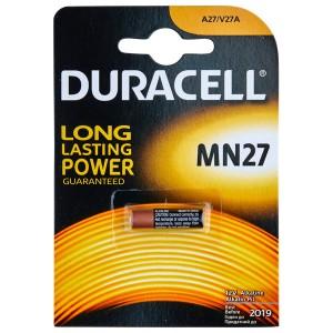 Duracell A27 12V Batteri - 1 stk.
