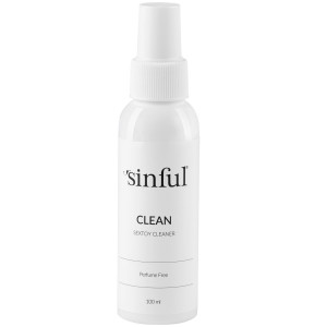Sinful Clean Sexleketøysrens