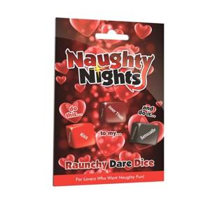 Naughty Nights Terningspill