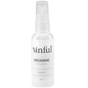 Sinful Orgasmic Stimulerende Gel 50 ml
