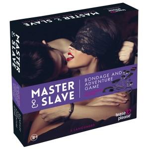 Master & Slave Bondage Spill til par