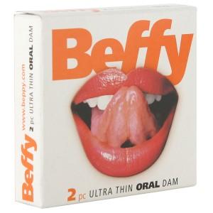 Beffy Oral Dams Slikkelapper