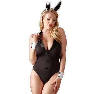 Cottelli Bunny Bodystocking Kostyme