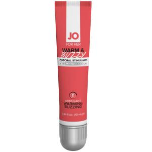 System JO Warm and Buzzy Klitoris Krem 10 ml