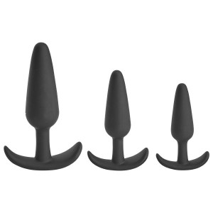 Sinful Sailor Triple Buttplugg Sett