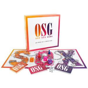 OSG Our Sex Game Brettspill