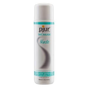 Pjur Woman Nude Vannbasert Glidemiddel 100 ml
