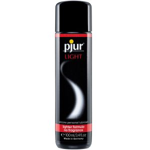 Pjur Light Silikonbasert Glidemiddel 100 ml